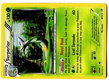 POKEMON BW11 BLACK & WHITE LEGENDARY TREASURES HOLO N°   8/113 SERPERIOR 130 HP