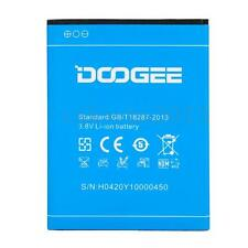 Original 2200mAh Phone New Replacement Backup Battery For DOOGEE Y100 Y100 Pro