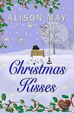 Christmas Kisses by Alison May (2017, Paperback)