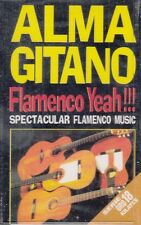 Alma Gitano Flamenco Yeah Spectacular Flamenco Music Cassette New Sealed
