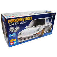 Tamiya 1:10 TA02SW Porsche 911 GT2 Racing ESC On Road Touring RC Cars Kit #47321