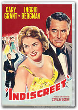 Indiscreet DVD New Cary Grant, Ingrid Bergman, Cecil Parker