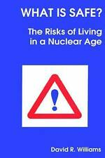What Is Safe? The Risks of Living in a Nuclear Age by David R. Williams