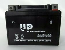 YTX4L-BS ATV Battery Can Am DS50 Quest DS70 DS90 Kasea Mini Skyhawk Chinese GEL