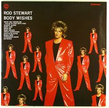 "12"" LP - Rod Stewart - Body Wishes - #A3192 - washed & cleaned"