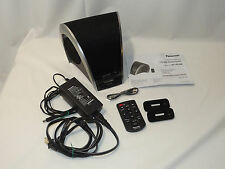 Panasonic SC-SP100 Compact Docking Station - Work with iPhone iPod 3 & 4