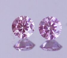 FANCY PURPLE PINK DIAMOND 0.35 CT, COLOR ENHANCED HPHT NATURAL LOOSE CERTIFIED