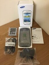 Brand New Samsung Galaxy Fame GT-S6810P - Black (Unlocked) Android SmartPhone