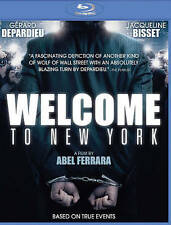 Welcome to New York (Blu-ray Disc, 2015)