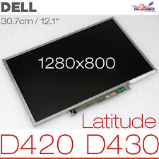 "30.7CM 12"" TFT LCD DISPLAY SAMSUNG LTN121AT01  DELL LATITUDE D420 D430 NEU -406"