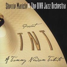 A Tommy Newsom Tribute * by Sherrie Maricle/Diva Jazz Orchestra (CD,...