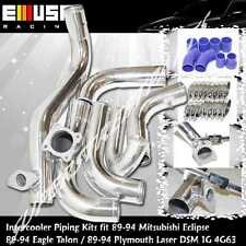 Intercooler Piping Kit fit 90-94 Plymouth Laser RS Hatchback 2.0 DSM 1G 4G63