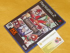 ATELIER IRIS 3 vers. PAL NEW FACTORY SEALED PLAYSTATION 2 PS2 ENGLISH TEXT RPG