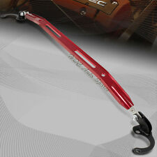For 1988-2000 Honda Civic/CRX Front Upper Red Aluminum Tower Strut Bar Arm