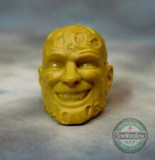 "ML149 Custom Cast Sculpt Unmasked Deadpool head use with 6"" Marvel Legends Fig"