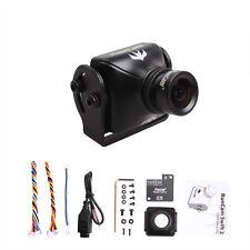 RunCam Swift 2 mini CCD 600TVL FPV Camera FOV 150° 2.3mm Black Drone Quadcopter