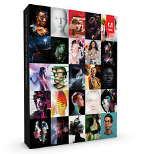 Adobe Master Collection CS6 Creative Suite 6 MAC deutsch Voll MWST BOX Komplett