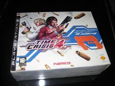 Sony Time Crisis 4 inkl. G-Con 3 Gun NC-109 2 Sensors - PS3 Playstation 3 Spiel