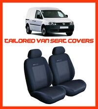 Tailored seat covers for Volkswagen Caddy Van 1+1    2003 - on  Front seats (3)