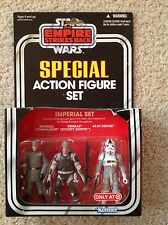 Star Wars Action Figures Special Action Figure Set: Imperial set