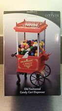 GODINGER OLD FASHIONED CANDY CART DISPENSER (GUMBALL MACHINE) NEW IN BOX