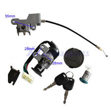 Scooter Ignition Switch Key Gy6 49 50 cc 150cc TaoTao Roketa Moped 5 wire JCL