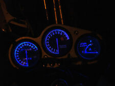 Azul Kawasaki ZR750s ZR7 LED Dash Kit de conversión de Reloj lightenupgrade