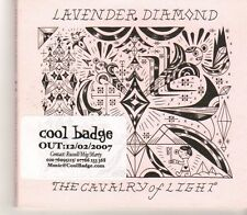 (GC474) Lavender Diamond, The Cavalry Of Light [EP] - 2007 DJ CD