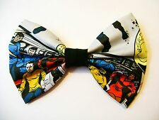 NEW FABRIC HAIR BOW W/ALLIGATOR CLIP* Star Trek * Handmade USA * FREE SHIPPING A