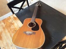 Red Label Yamaha 12 String Acoustic Guitar FG 230 T0106889