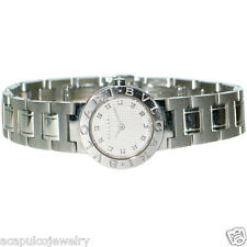 BVLGARI BB23SS Stainless Steel Ladies 12pcs Diamond Dial Watch Pre-Owned