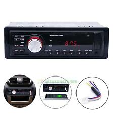 CAR RADIO STEREO DIGITAL MEDIA PLAYER MP3 RECEIVER WITH FRONT USB AUX SD FM WMA