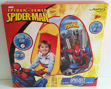 The Amazing Spider-Man Dome Pop-Up Play Tent - BOXED!! ** GREAT GIFT **