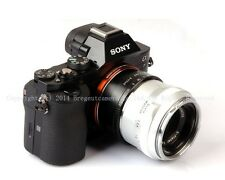 FOTODIOX PRO adapter for Contarex lens to Sony E NEX-7 6 5 3 A7 A7R Alpha 7 7R