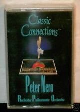 Peter Nero Classic Connections CASSETTE TAPE NEW!