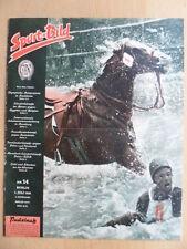 SPORT in figura 14 - 1.7. 1956 olimpico cavaliere GIOCHI BOX nuoto canoa ginnastica