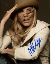 MARIA BELLO signed autographed photo