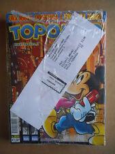 TOPOLINO n°2854 BLISTERATO [MZ2] con inserto pubblicitario