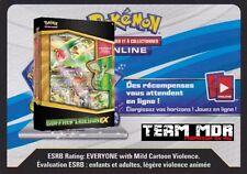 Code Pokemon Online Coffret Libégon EX ( Rapide Mail )