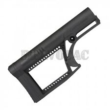 Luther MBA-2 Black Fixed Stock Precision Modular Sniper Buttstock 5.56/223/308