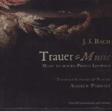 JS Bach:Taverner Consort - Trauer Music-To Mourn Prince Leopold *CD*NEU*