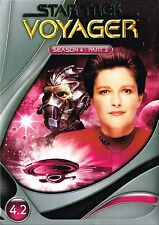[4 DVD's] Star Trek: Voyager - Season 4 - Part 2 - Kate Mulgrew, Robert Beltran