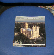 GUIDEBOOK - WASHINGTON NATIONAL CATHEDRAL 96 PAGES 1995
