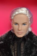 """Cabot Clark Beauty Boss Industry 12"""" DRESSED Doll NEW Tulabelle Fashion Royalty"""