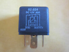 5 Pin 12v 40A Changeover  Relay (Diode Across The Coil)