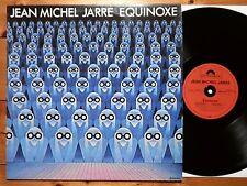 Jean Michel Jarre Equinoxe France / GER1978 Polydor 2344 120 & Dreyfus FDM 83150