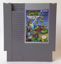 Nintendo NES TMNT 3 Teenage Mutant Ninja Turtles III: The Manhattan Project