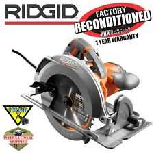 Ridgid R3205 15-Amp 7-1/4 in. Circular Saw ZRR3205 Reconditioned