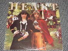 HEART - LITTLE QUEEN - OOP 1977 JR 34799 W/ LYRICS NO BARCODE LP VG+ VG+