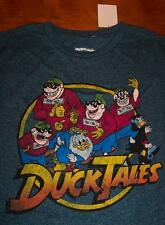 VINTAGE STYLE WALT DISNEY DUCK TALES Villains T-Shirt XL NEW Beagle Boys